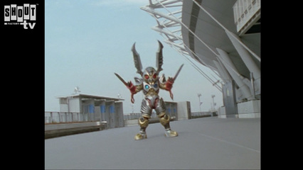 Ninpuu Sentai Hurricaneger: Scroll 6: Scissors And Kunoichi