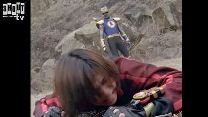 Ninpuu Sentai Hurricaneger: Scroll 9: Thunder Brothers And The Hourglass