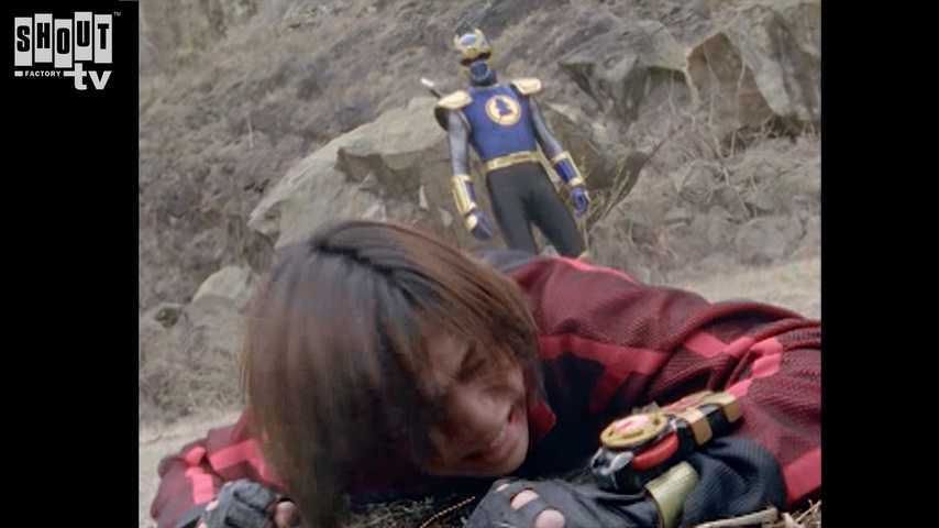 Ninpuu Sentai Hurricaneger: Scroll 9: Thunder Brothers And The Hourglass