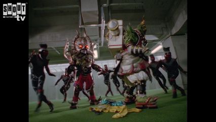 Ninpuu Sentai Hurricaneger: Scroll 14: Crybaby And Candy