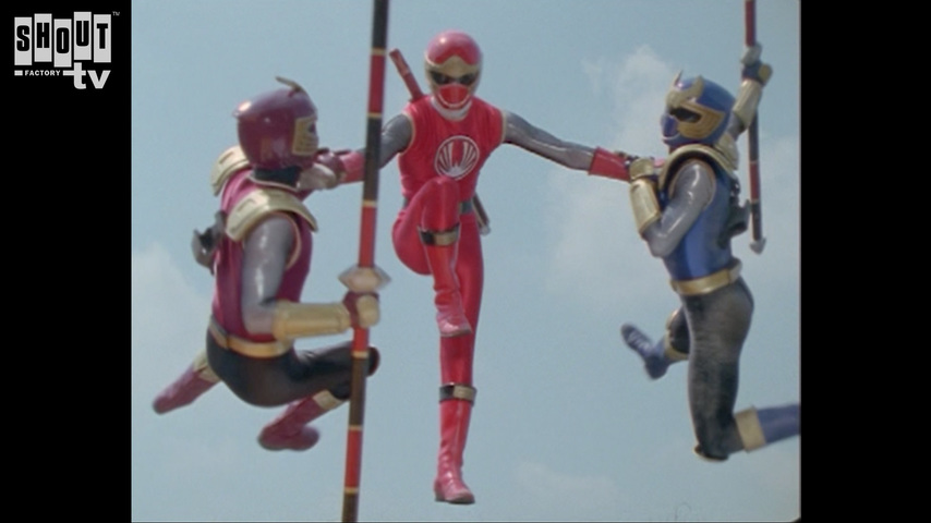 Ninpuu Sentai Hurricaneger: Scroll 17: Darkness And Death-Fight Island