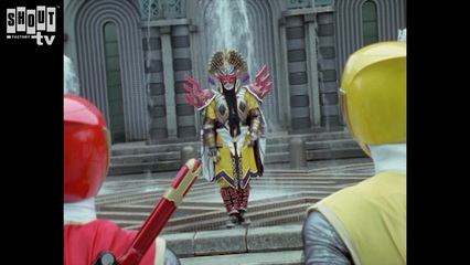Ninpuu Sentai Hurricaneger: Scroll 21: Masks And Riddles