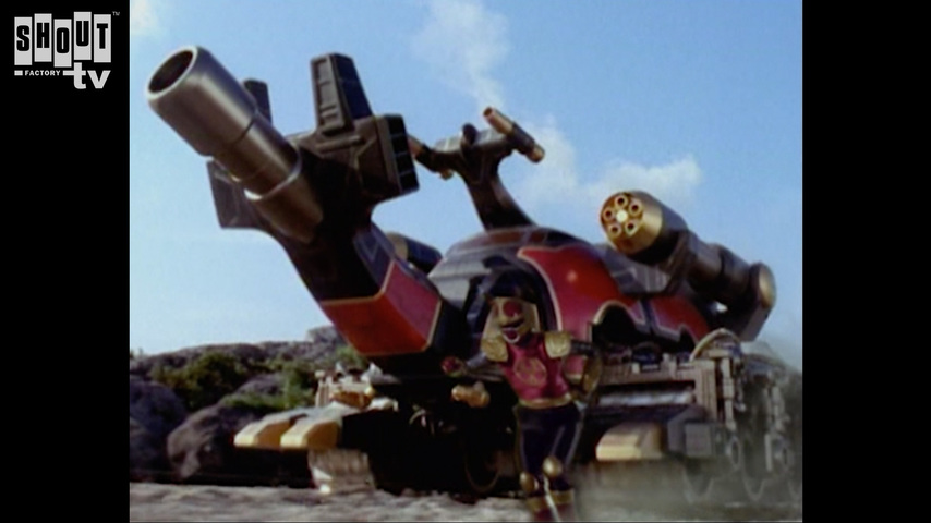 Ninpuu Sentai Hurricaneger: Scroll 26: Bow & Arrow And Sea Bathing
