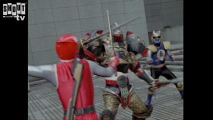Ninpuu Sentai Hurricaneger: Scroll 43: Super Fusion And Big Clash