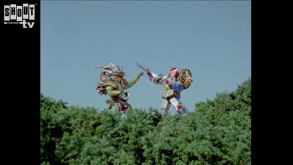 Ninpuu Sentai Hurricaneger: Scroll 44: Master Gozen And The Evil Fan Beast