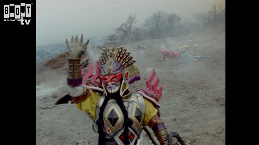 Ninpuu Sentai Hurricaneger: Scroll 49: Mission And The Heavenly Ninja