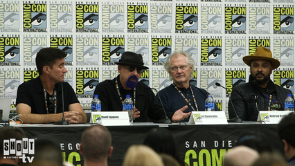 Backlot: San Diego Comic-Con 2019: What We Left Behind: Looking Back At Star Trek: Deep Space Nine Panel