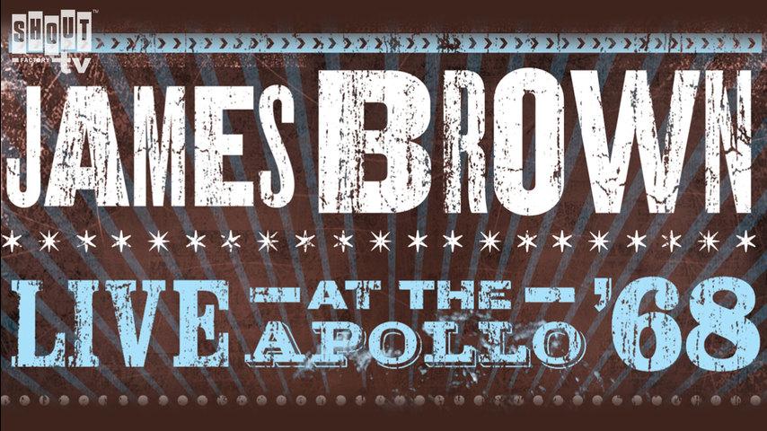 James Brown: Live At The Apollo '68