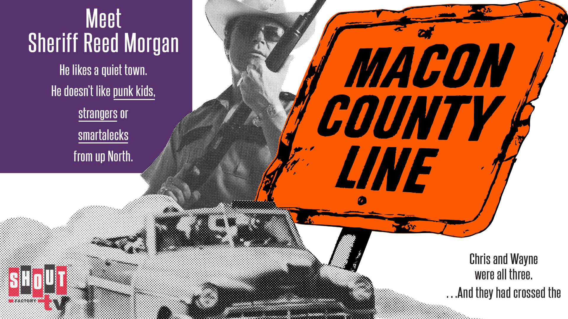 Macon County Line - Trailer