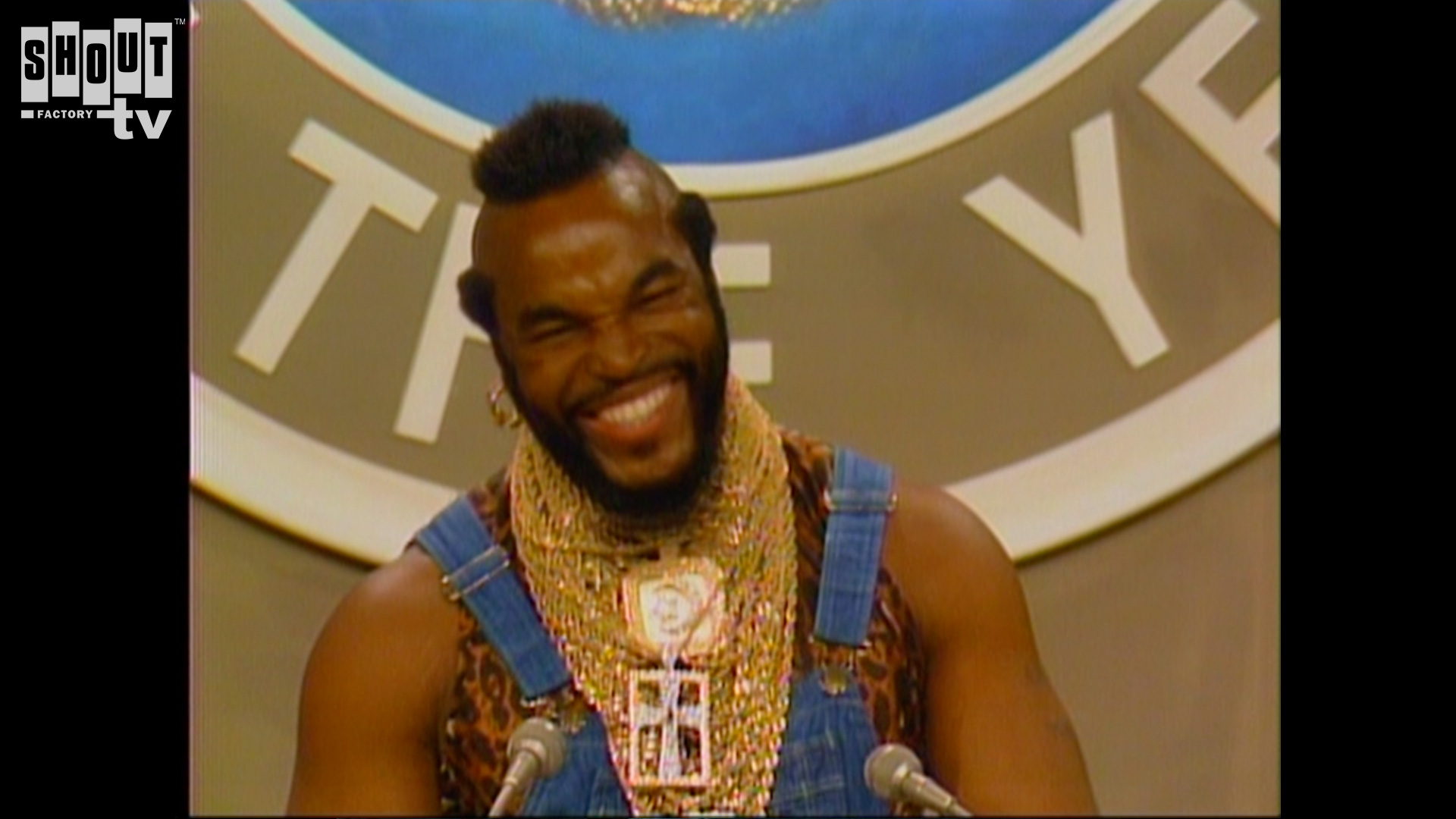 The Dean Martin Celebrity Roasts: Mr. T (3/14/84)