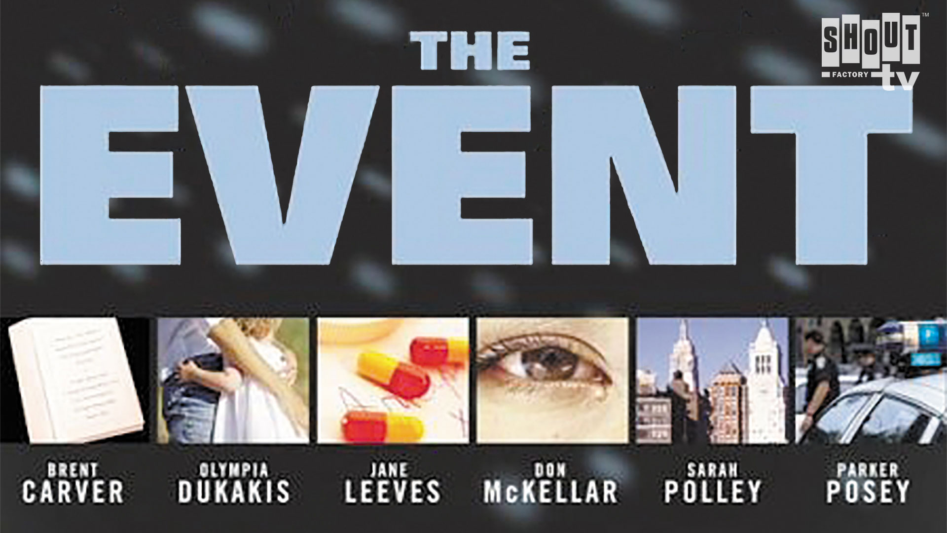 The Event - Trailer