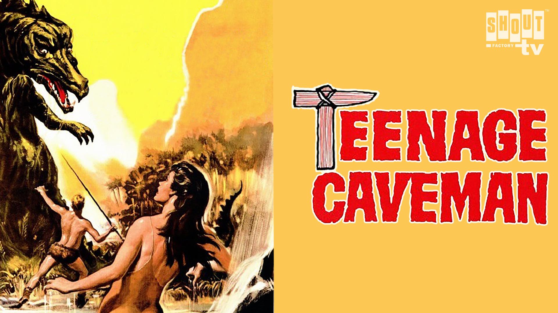 Teenage Caveman - Trailer