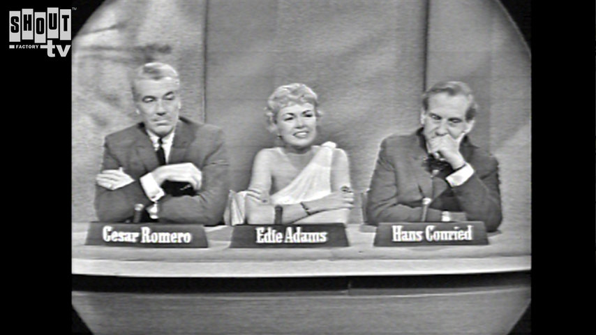 Take A Good Look: S1 E8 - 12/10/59