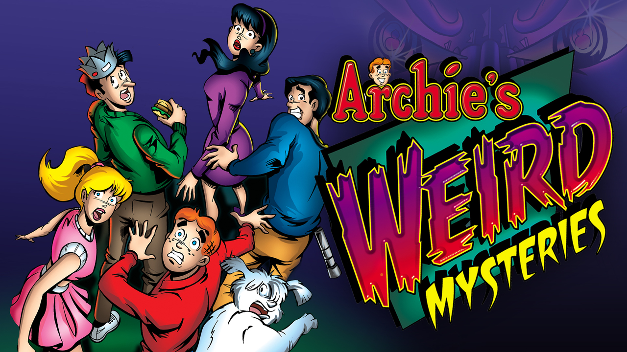 Showing Porn Images for Archie weird mysteries porn | www ...