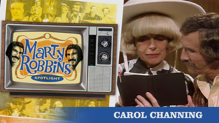 Episode 7 Featuring Carol Channing