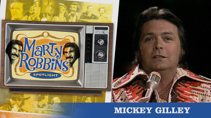 Episode 14 Featuring Mickey Gilley