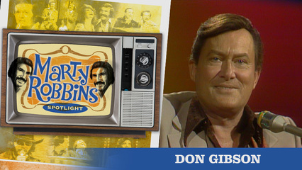 Episode 22 Featuring Don Gibson