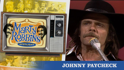 Episode 17 Featuring Johnny Paycheck