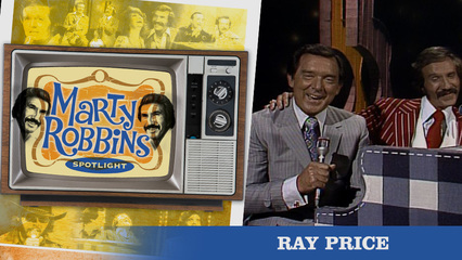 Episode 19 Featuring Ray Price