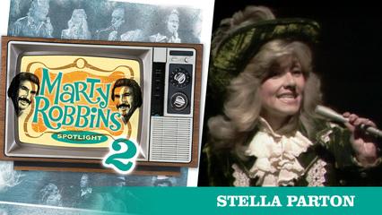 Episode 2 Featuring Stella Parton