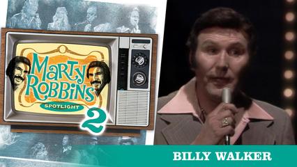 Episode 4 Featuring Billy Walker