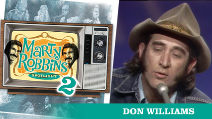 Episode 6 Featuring Don Williams