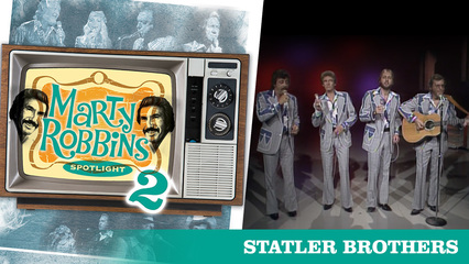 Episode 16 Featuring The Statler Brothers