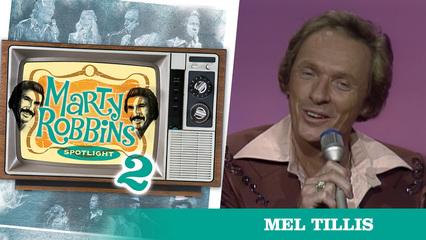 Episode 17 Featuring Mel Tillis