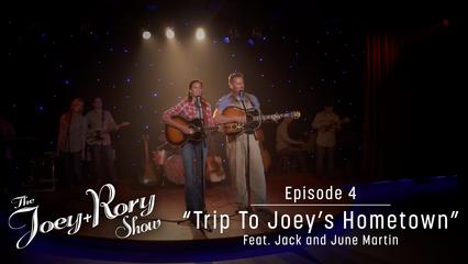 Episode 4: Trip To Joey's Hometown