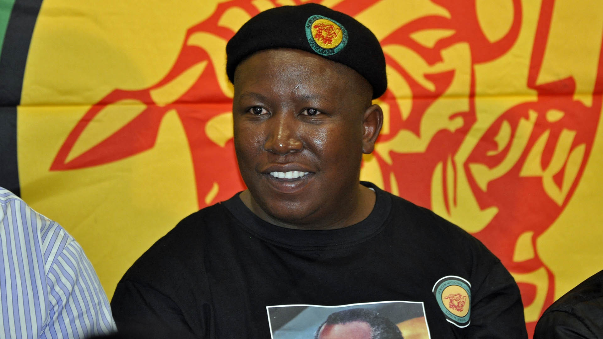 South African Political Leader: No Guarantee for Whites