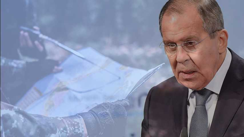 FM Lavrov: Russia In Possession of US War Plans