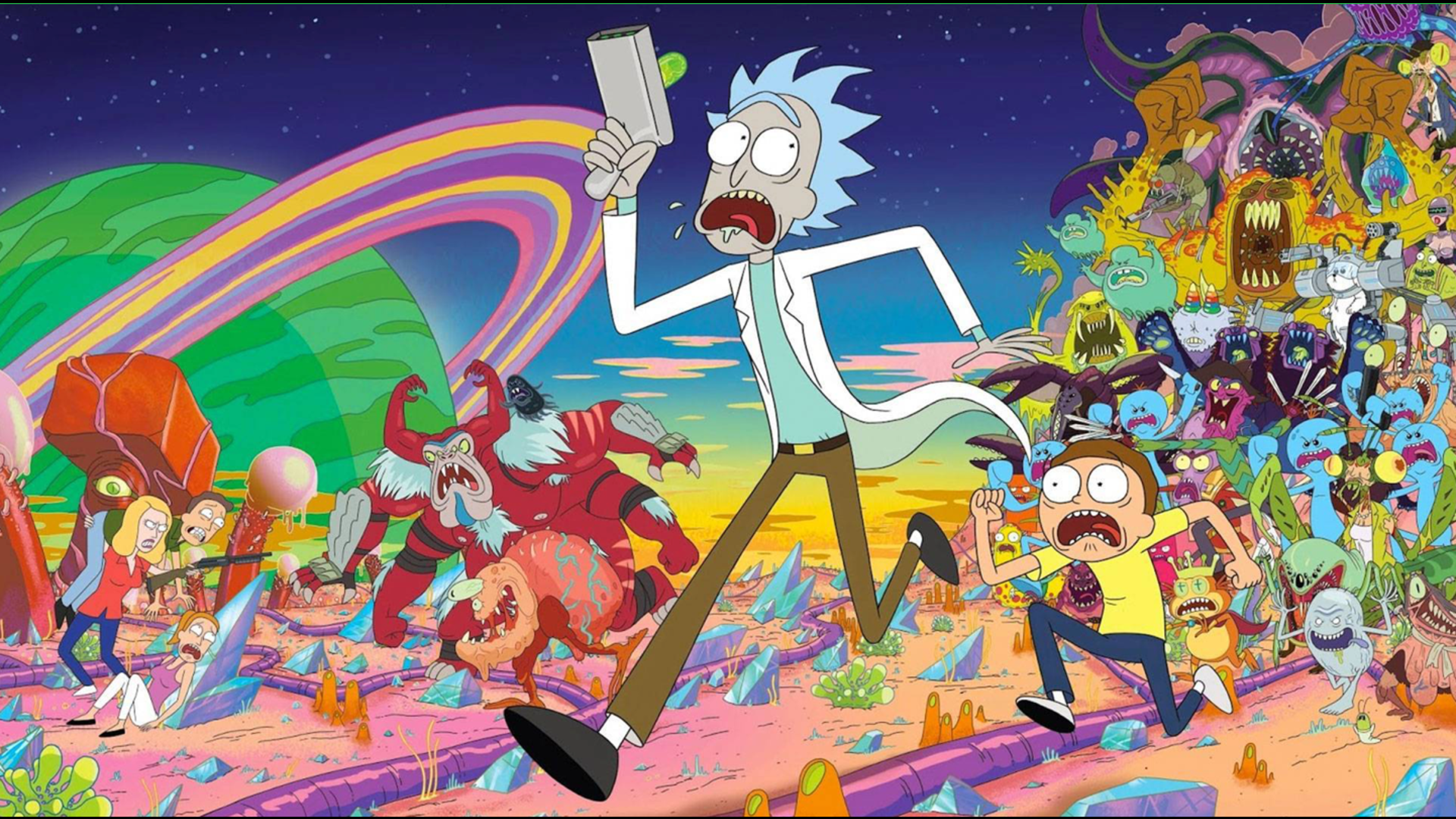more disturbing content produced by rick and morty creators unearthed