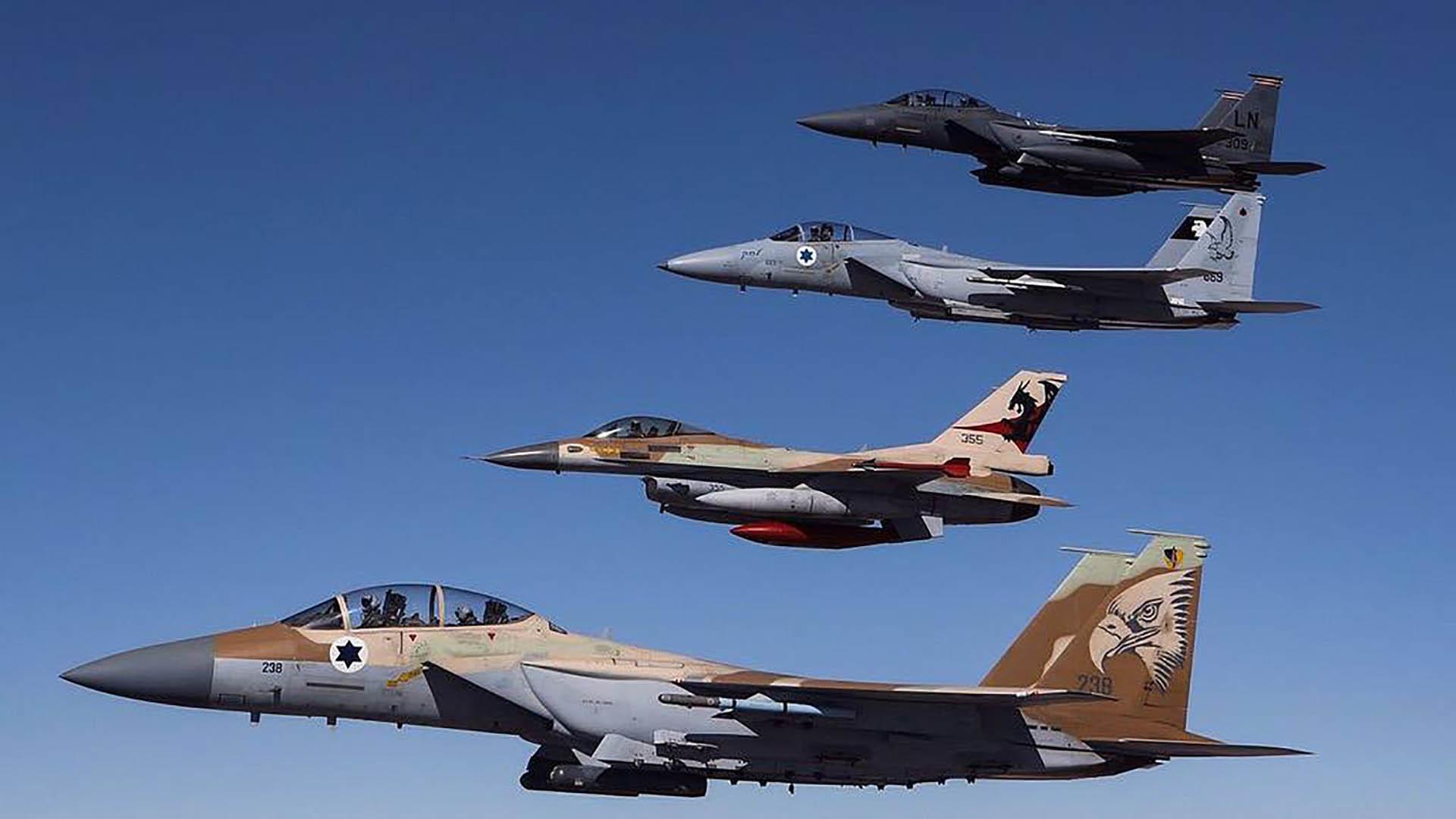 Israel Targets Syria as Iran War Drums Grow Louder