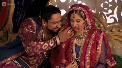 Jodha Akbar: romance real photo