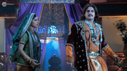 Jodha Akbar: romance real photo