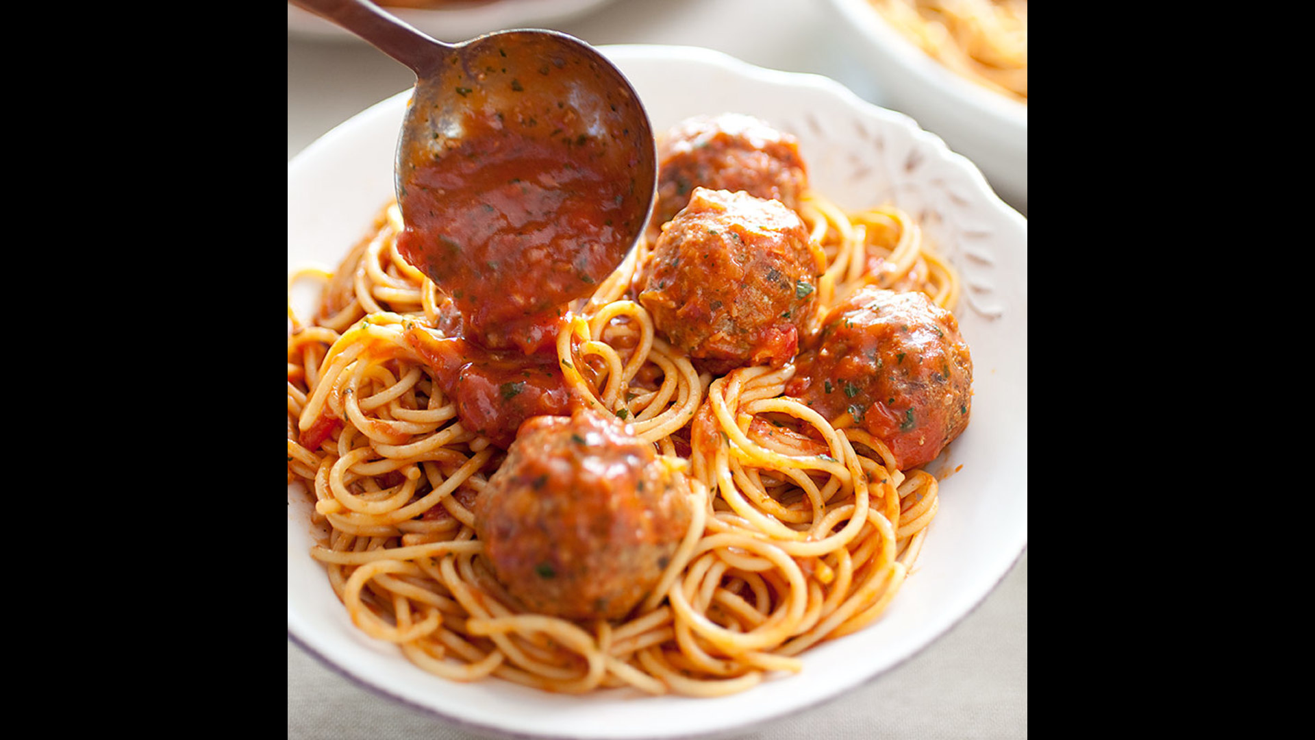 How to cook spaghetti and meatballs in the oven