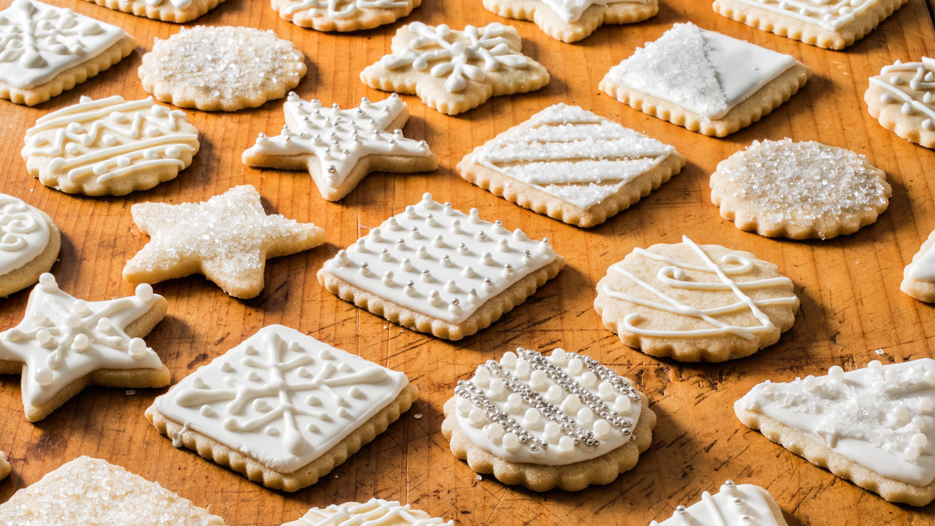 Easy Holiday Sugar Cookies Cook S Illustrated
