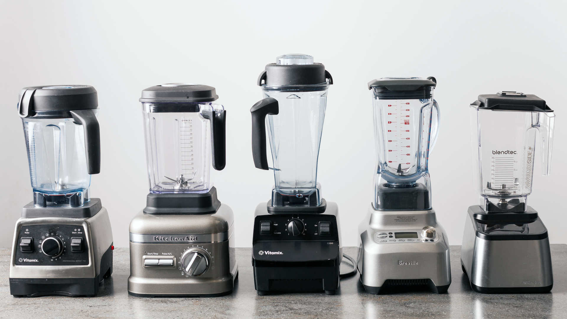 Testing High End Blenders Cook S Illustrated