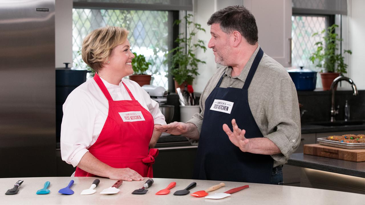 Silicone Spatulas America S Test Kitchen