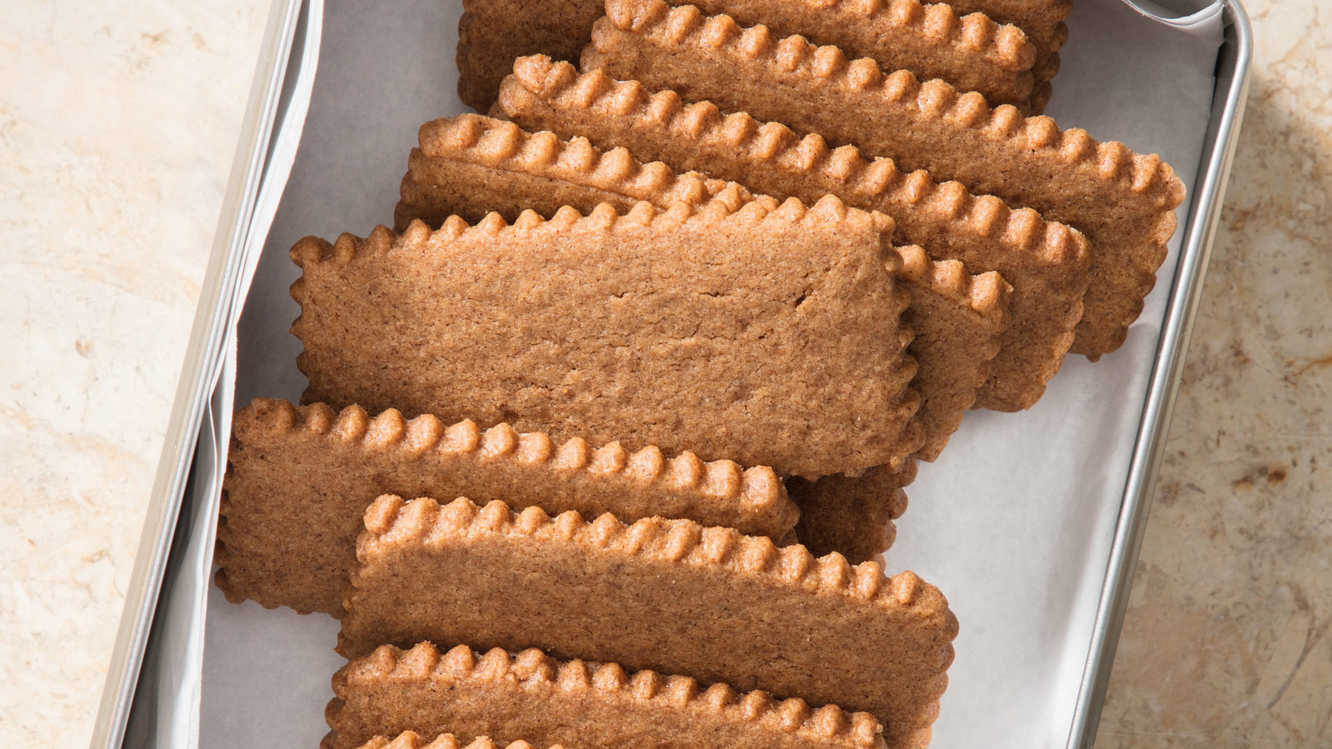 Belgian Spice Cookies Speculoos Cook S Illustrated