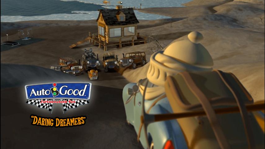 Auto B Good - Daring Dreamers