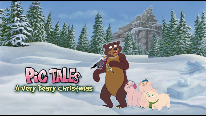 Pig Tales - A Very Beary Christmas (Part 2)