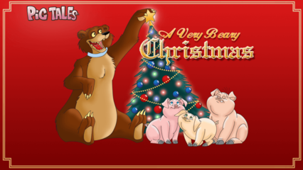 Pig Tales - A Very Beary Christmas (Part 1)