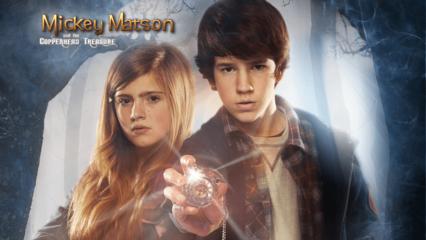 Mickey Matson and the Copperhead Treasure