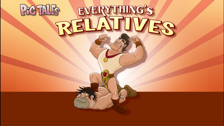 Pig Tales - Everyone's Relatives