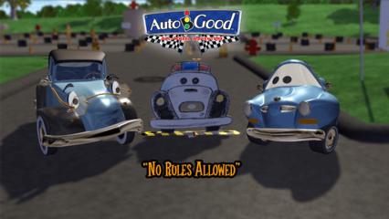 Auto B Good - No Rules