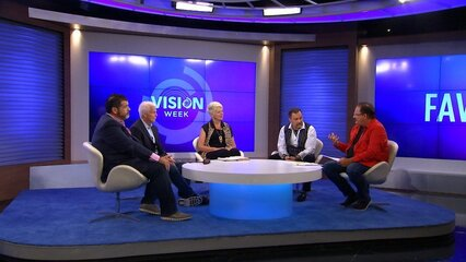 Vision Week Day 1