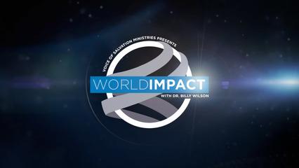 World Impact - Conquering Conflict