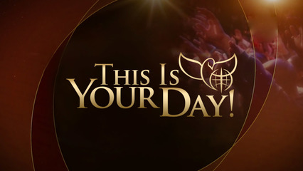 This is Your Day - Benny Hinn