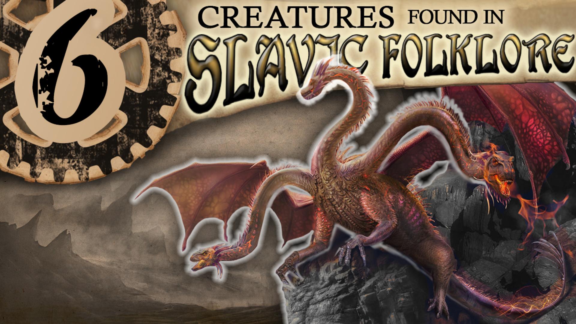 6 Creatures of Slavic Myth — Slavic Folklore Series | Nebula